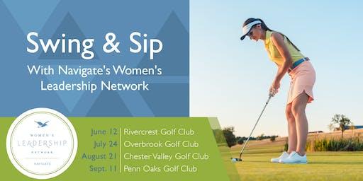 Swing & Sip 2019 - Overbrook Golf Club (RSM Co-Sponsor)