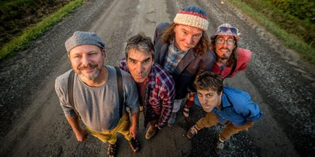 NC State LIVE Presents: Les Tireux d'Roches tickets