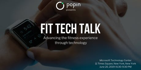 Fit Tech Talk tickets