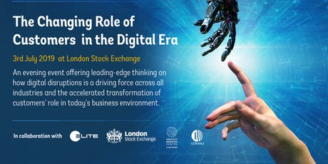 The Changing Role of Customers in the Digital Era  tickets