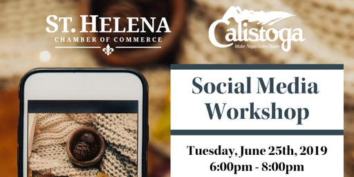 June 2019 | Social Media Workshop- Instagram, IG Stories & Digital Ads!