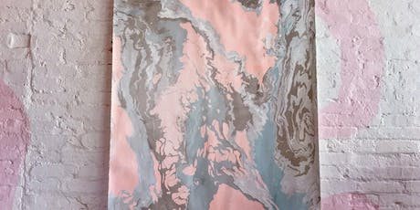 WINDSONG: Paper Marbling Happy Hour at Wet City  tickets