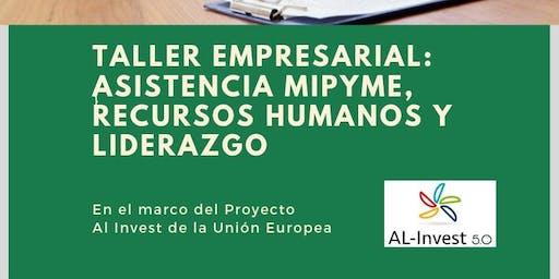 Taller Gratuito Empresarial Ramallo, San Nicolas y zona de influencia: Asistencia MiPyme, RRHH y Liderazgo