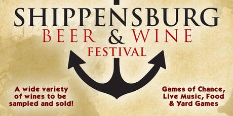 2019 Shippensburg Beer and Wine Festival tickets