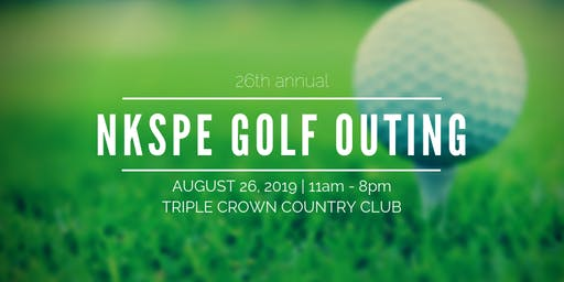 NKSPE Golf Outing Fundraiser 2019