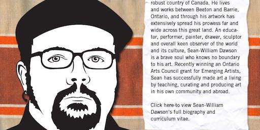 Daily Workshops: Sean William Dawson
