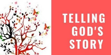 Telling God's Story: A Day of Learning and Inspiration tickets
