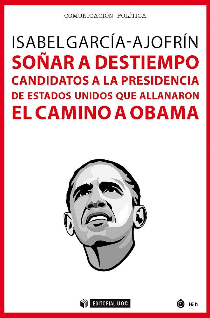 """Imagen de Feria del Libro - Firma de """"Soñar a destiempo"""" sobre campañas políticas"""