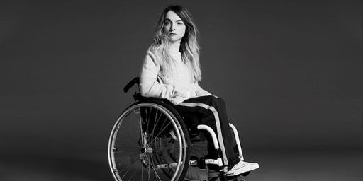 Challenging perceptions of disability through design talk by Emma McClelland