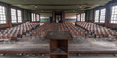 """Stories of an Abandoned Virginia"" & Hamilton High School Tour"