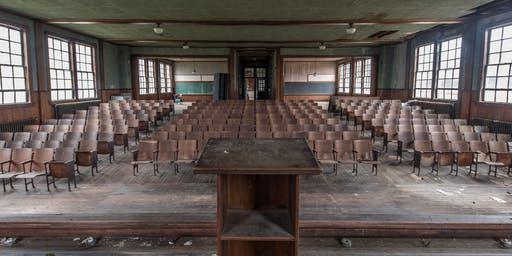 """Stories of an Abandoned Virginia"" & Hamilton High School Tour"