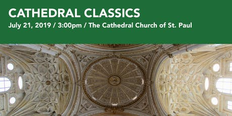 Cathedral Classics tickets