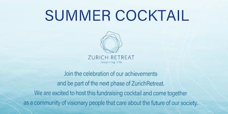 Summer Cocktail - ZurichRetreat tickets