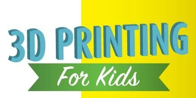 One-on-One 3D Printing Instruction for Kids!