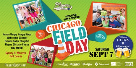 Chicago Field Day tickets