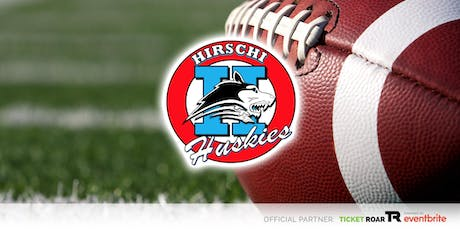 Hirschi vs Decatur (2) Varsity Football tickets