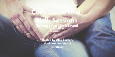 Calm Connected Birth Antenatal Sessions 2