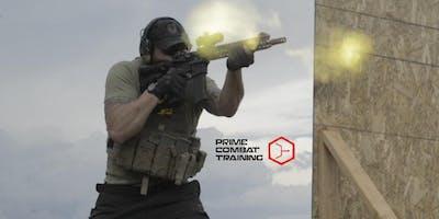 Prime Combat Training Israeli CT Rifle Course