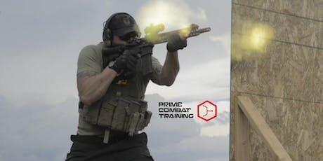 Prime Combat Training Israeli CT Rifle Course tickets