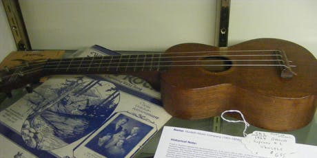 FREE Musical Instruments and general antique appraisals tickets
