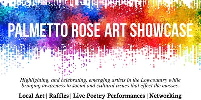 Palmetto Rose Art Showcase