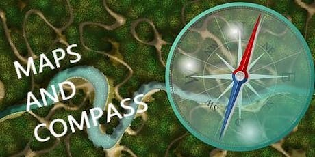 MAP AND COMPASS tickets