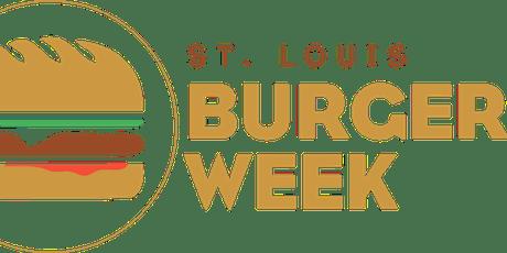 St. Louis Burger Week 2019 tickets