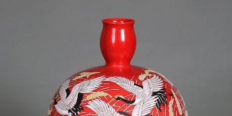 UK Tour of Jingdezhen Ceramic Art  - Cambridge Exhibition tickets