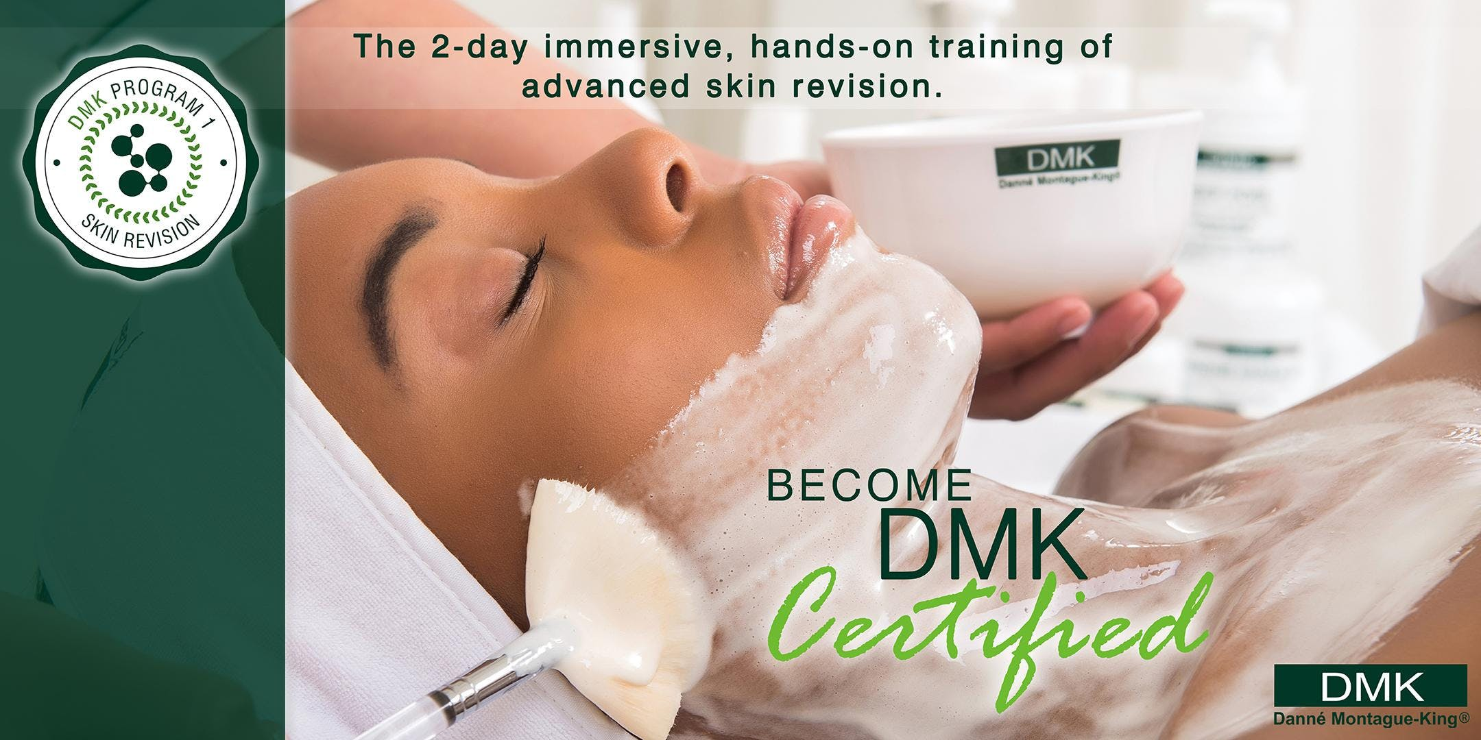 Plano TX DMK Skin Revision Training- 2 Day Boot Camp Program One