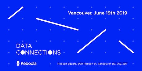 Data Connections Vancouver tickets