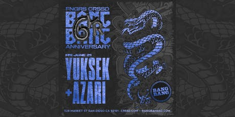 YUKSEK + AZARI tickets