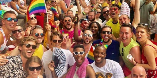 WORLD PRIDE 2019 YACHT PARTY CRUISE feat LOUD & PROUD TOUR NYC