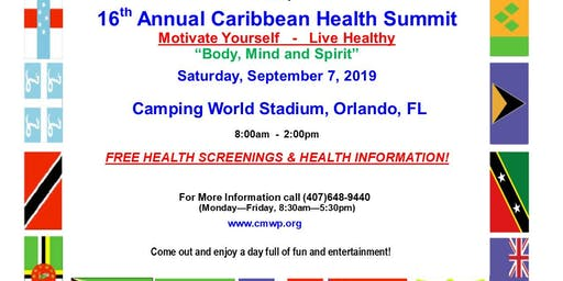 CARIBBEAN HEALTH SUMMIT 2019