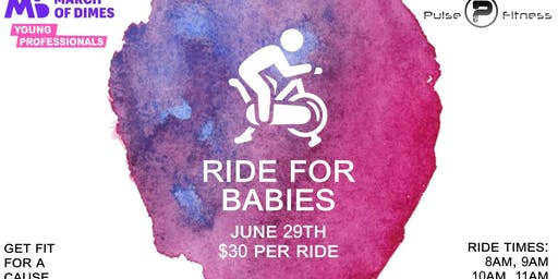 Ride for Babies @ Pulse Fitness
