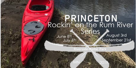 Rockin' on the Rum River Canoe/Kayak Run and Free Concert Series tickets