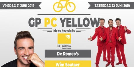 Grote Prijs PC Yellow tickets