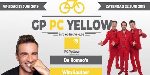 Grote Prijs PC Yellow