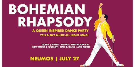 Bohemian Rhapsody - Queen Inspired Dance Party tickets