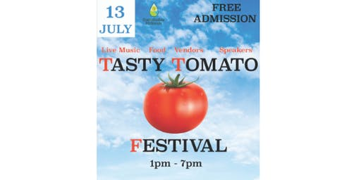 10th Annual Tasty Tomato Festival!