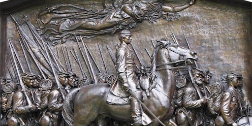 Shaw 54th Regiment Memorial | Ceremonial Restoration Launch