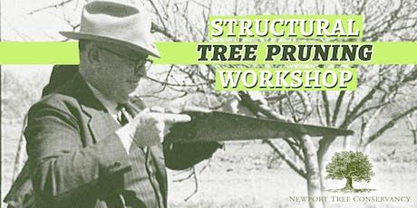 Newport Tree Conservancy Tree Pruning Workshop tickets
