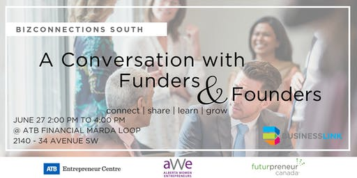 BizConnections SOUTH: A Conversation with Funders & Founders