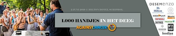 Afbeelding van 1.000 HANDJES IN HET DEEG - World Record
