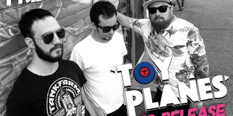 Toy Planes EP Release with Last Import and Jack Swagger tickets