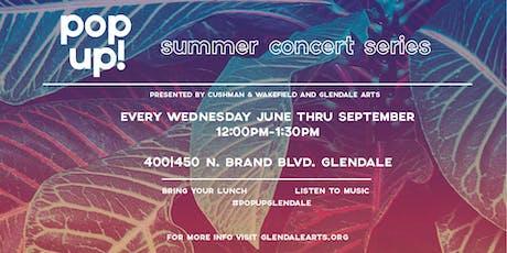 PopUp! Summer Concert Series  tickets