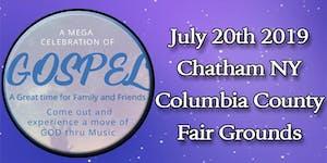 Mega Gospel Festival at the Columbia County Fairgrounds