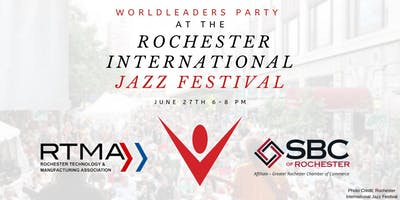 Worldleaders Party at the Rochester International Jazz Festival