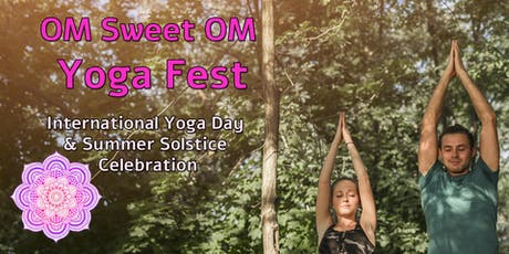 OM Sweet OM Yoga Fest tickets
