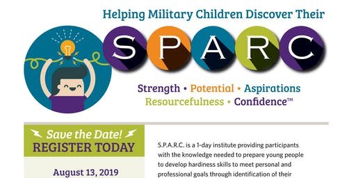 Helping Military Children Discover their SPARC