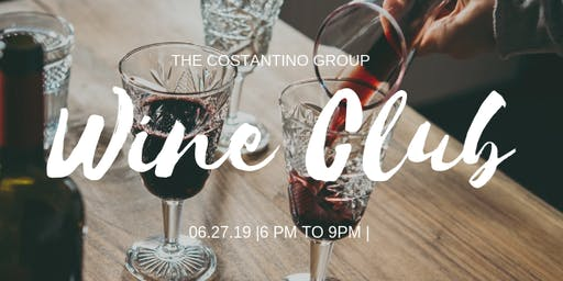 The Costantino Group Wine Club